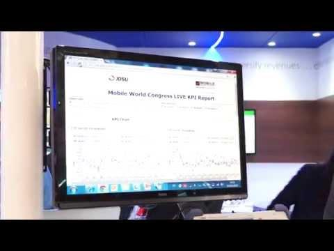 #MWC15: JDSU On End-to-end Visibility
