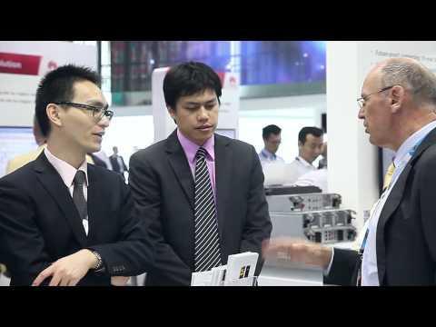 GITEX 2012: Huawei Enterprise Launches Cloud Data Centers
