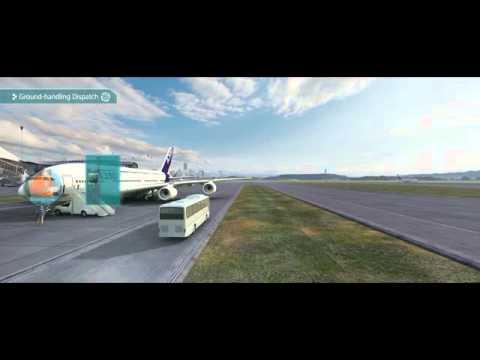 Huawei ELTE Solution For Airport