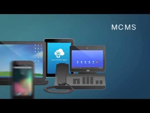 Cisco Mobile Collaboration Management Service