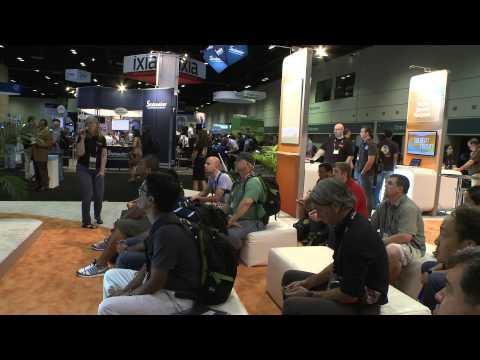 Cisco Live Orlando: Tuesday, June 25th 2013 - P.M. Highlights