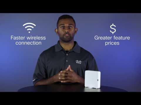 Cisco WAP125 Product Introduction