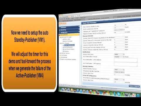 Webinar: High Availability For A ClearPass Cluster