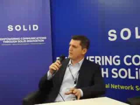 #MWC14 SOLiD Describes Challenges With Subway Deployment