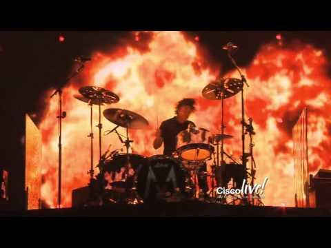 Cisco Live U.S. 2016 CAE Headliner Band