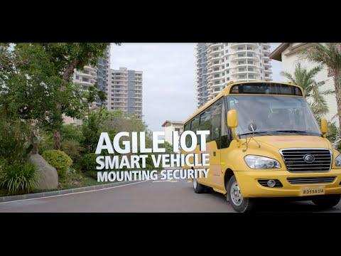 Huawei Smart Vehicle Mounting Security Solution