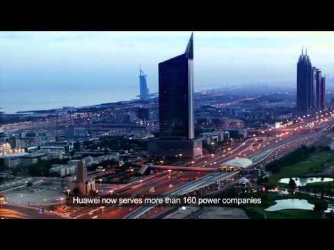 Huawei Smart Grid ICT Solution