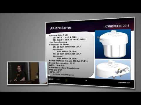 Airheads Vegas 2014 Breakout Video - Best Practices On Migrating To 802.11ac Wi-Fi