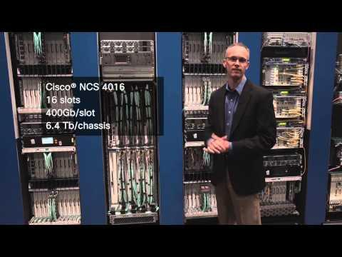 #OFC2015 – NCS 4000 Converged Multi-Chassis DWDM, OTN And P-OTS Transport System