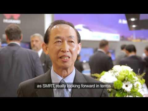 SMRT On The Future Of Singapore Mass Transit Systems