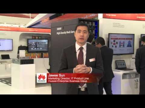 CeBIT 2014 Huawei IT And Cloud Computing Highlights