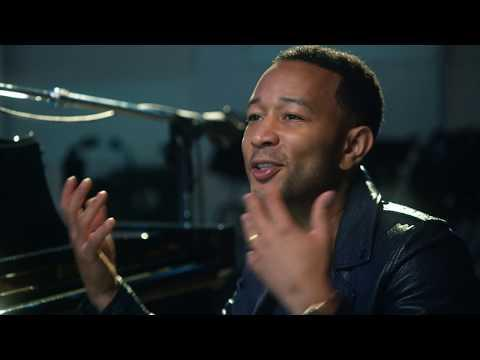 Sneak Peek: John Legend Surprises Students