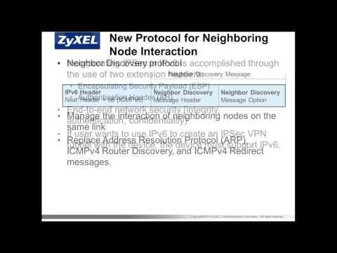 ZCNE Security Level 2 - IPv6 Module