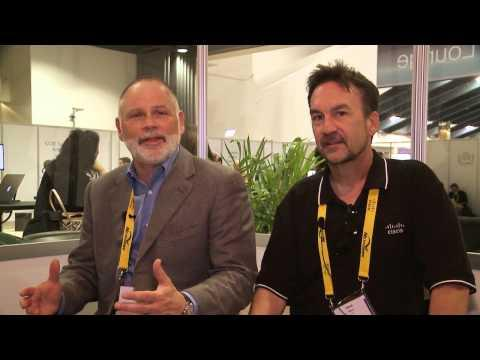Cisco Live 2014:  Joe Pinto Discusses Internet Of Everything
