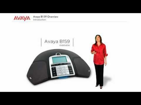 Avaya B159 Conference Phone: An Overview