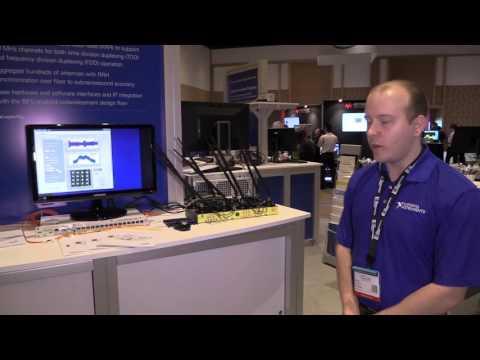 #Globecom: National Instruments 8x8 MIMO