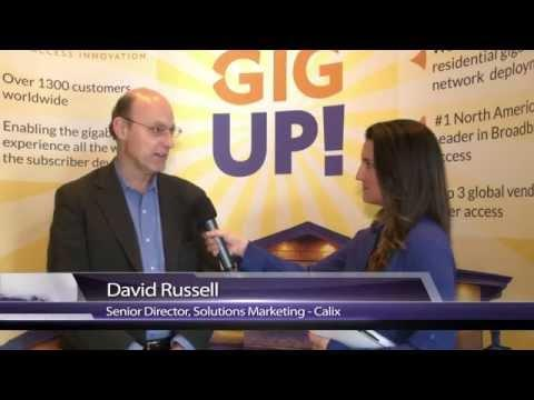 2015 Calix International Partner Summit Interview With David Russell