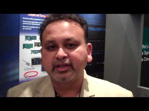 Mellanox At Cloud Expo