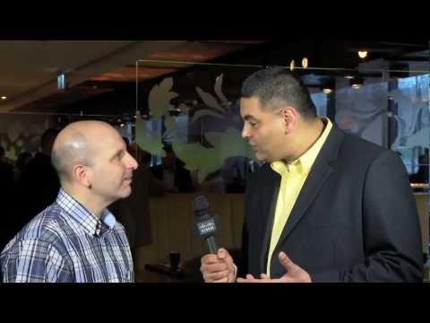 Mariano Medina Of Telecom Argentina At V6 World Congress 2013