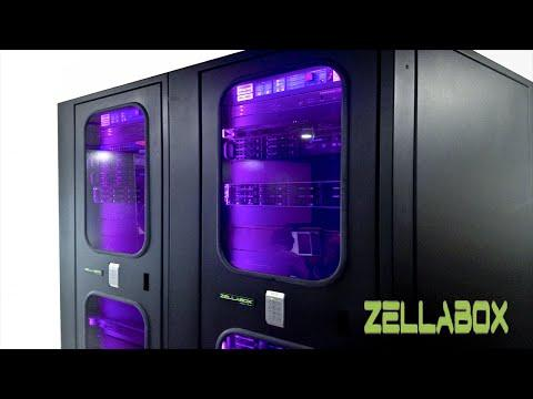 Zellabox Modular Micro Data Center