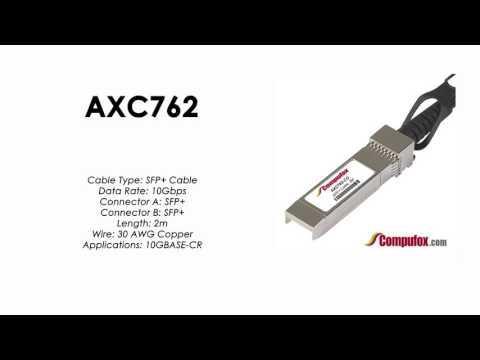AXC762  |  Netgear Compatible 2m Direct Attach SFP+ Cable
