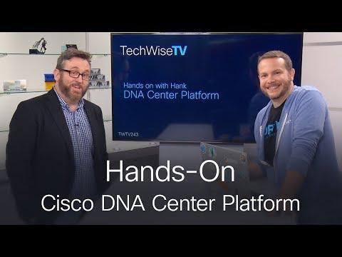 Hands-On Cisco DNA Center Platform On TechWiseTV