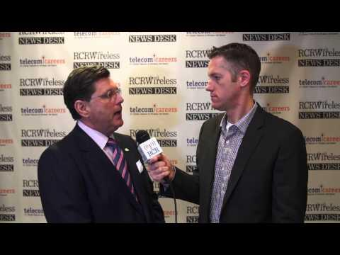 2013 CCA Global Expo - Dan Meyer Talks To Steve Berry Of CCA