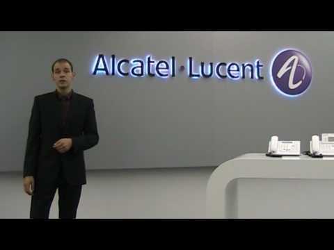 Alcatel-Lucent Showroom  - MyInstant Communicator Mit Desktopsharing Und Video