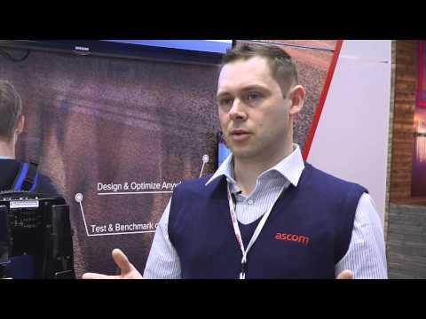 Ascom Network Testing Highlights IBuildNet Solution