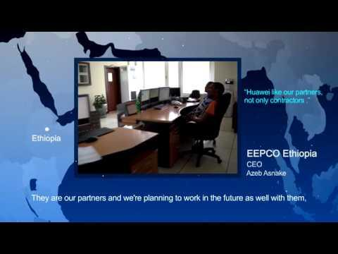 Huawei Global Electric Power Industry Customer Voices
