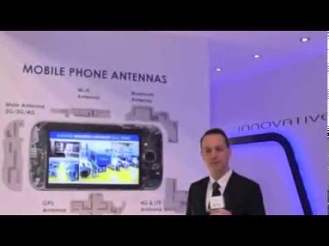 #MWC14 Galtronics Mobile Antenna Division Overview