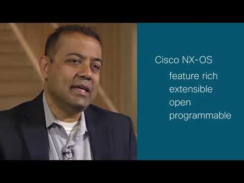 Cisco NX-OS: How To Build An Agile And Secure Network For Your Applications