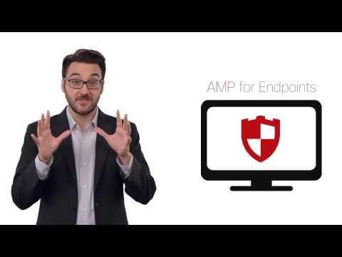 Cisco AMP For Endpoints Overview