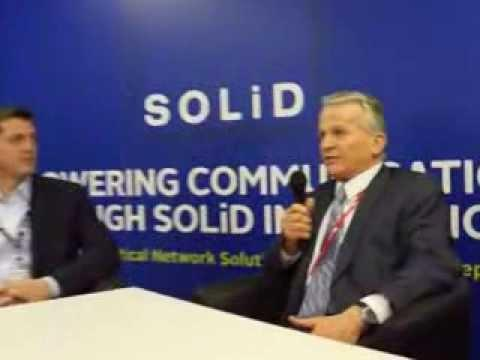 #MWC14 SOLiD's Role In Improving Subway Communications