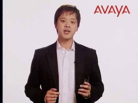 Avaya One-X Mobile - Video Data Sheet - Japanese