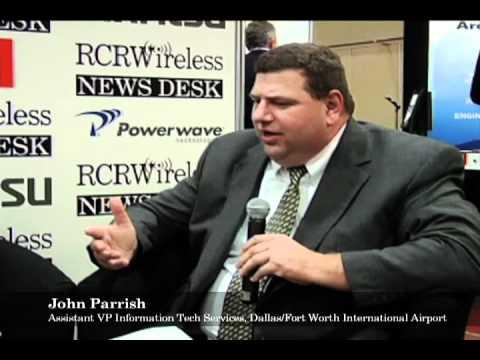 Wireless Infrastructure Show 2011: Dallas/Fort Worth International Airport