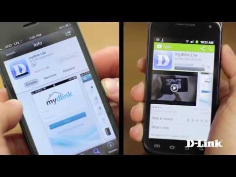 Mydlink Lite For Smartphones