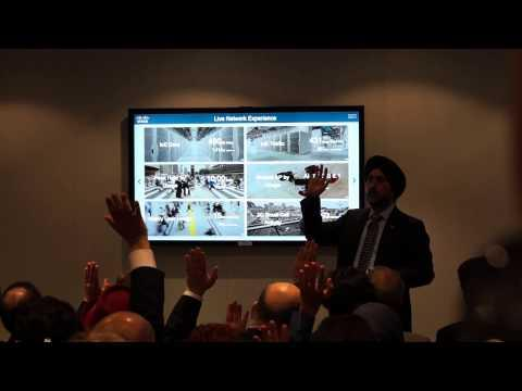 #MWC15:Cisco SVP On IoE Driving Business Value