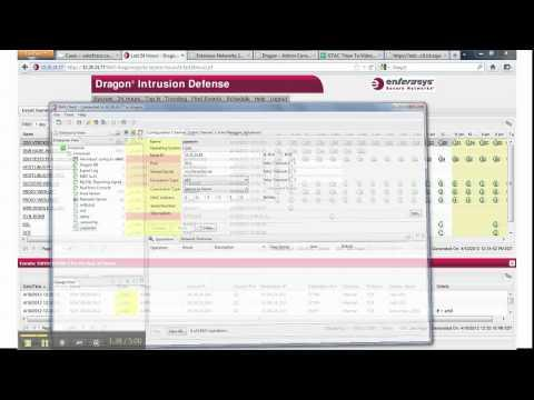 Intrusion Prevention Software: Enterasys Dragon IPS Filter Tutorial