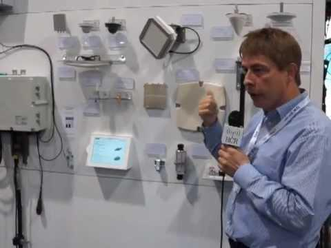 #CTIA13 Huber Suhner RF Communications Products