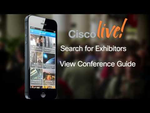Cisco Live Event Technology