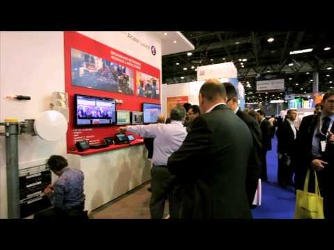 Alcatel-Lucent At CCW 2013 - Demo Tour