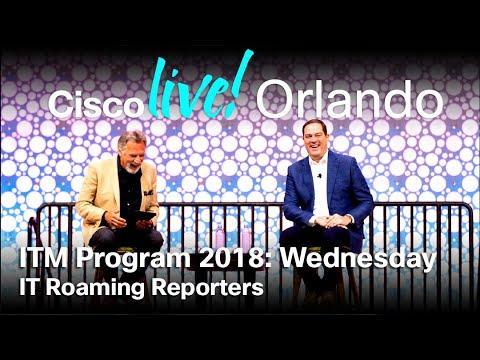 ITM Program CLUS Orlando 2018 | Wednesday
