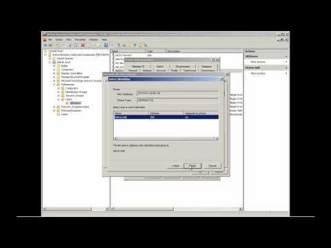 ADTRAN NetVanta UC - Active Directory Integration