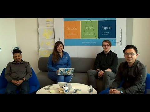 Design Thinking With Cisco DevNet - #CiscoChat Live