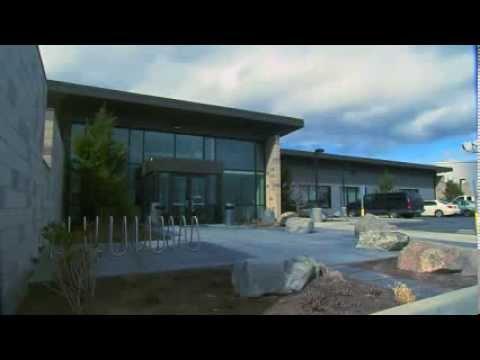 Microsoft Data Center Tour