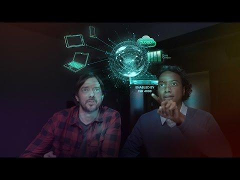 Live In A New Dimension With Cisco IWAN