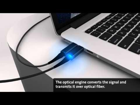 Optical Cables By Corning In The Thunderbolt™ Environment (updated 12/2013)