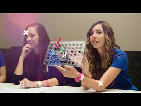 Girls Power Tech