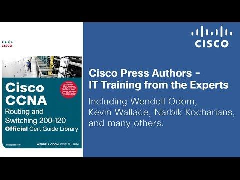 Cisco Press Authors - IT Training From The Experts